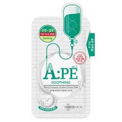 美迪惠尔 A:PE舒缓乳清蛋白面膜 10片装