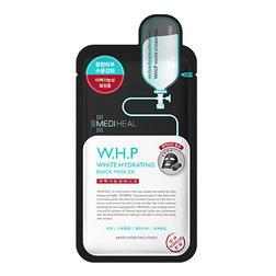 美迪惠尔 W.H.P美白保湿黑炭面膜 10片装